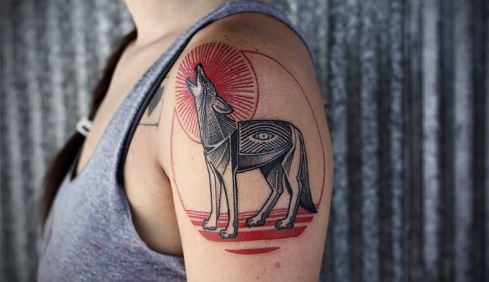Coyote Tattoo - Meanings, Symbolism, Designs and Ideas
