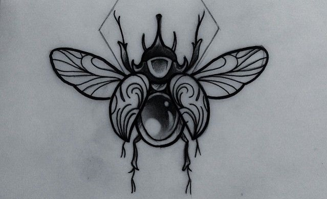 Beetle Tattoo - Meanings, Symbolism, Designs and Ideas