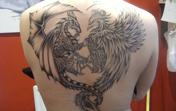 Griffin Tattoo - Meanings, Symbolism, Designs and Ideas
