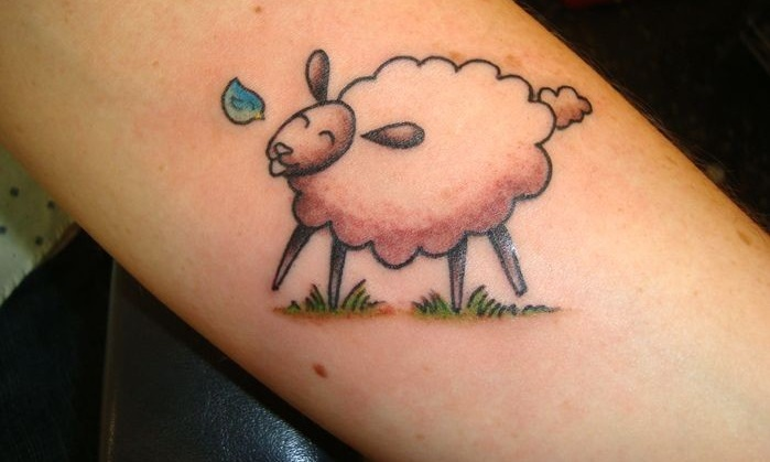 Sheep Tattoo - Meanings, Symbolism, Designs and Ideas