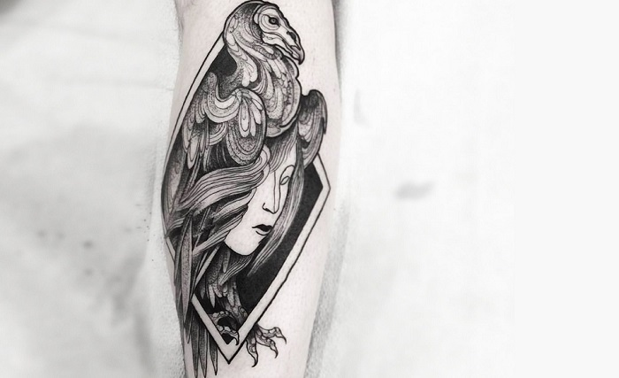 Vulture Tattoo - Meanings, Symbolism, Designs and Ideas