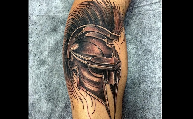 Spartan Tattoo - Meaning, Symbolism, Designs and Ideas