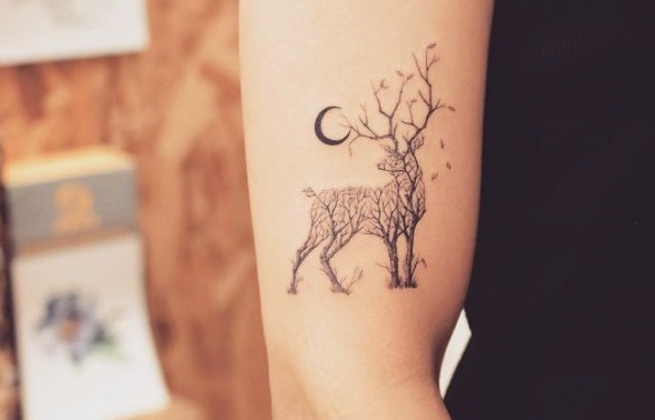 Deer Tattoo - Meanings, Symbolism, Designs and Ideas