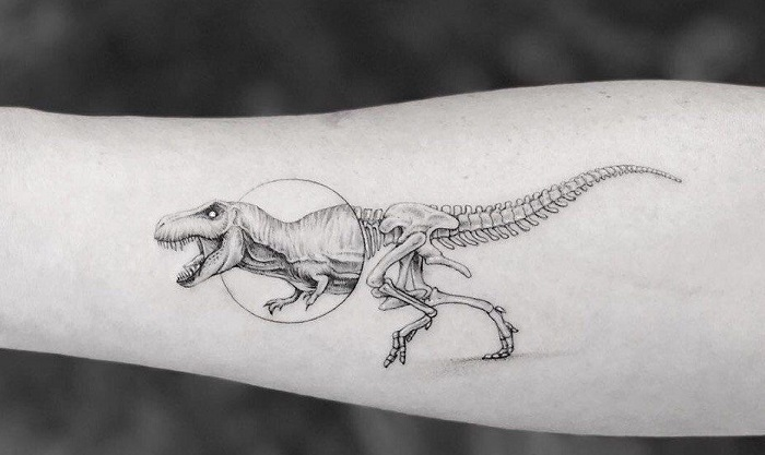 Dinosaur Tattoo - Meaning, Symbolism, Designs and Ideas