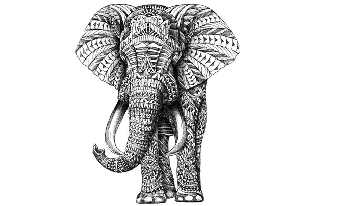 Elephant Tattoo - Meaning, Symbolism, Designs, and Ideas