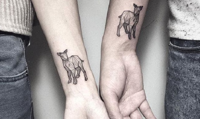 Goat Tattoo - Meaning, Symbolism, Designs, and Ideas