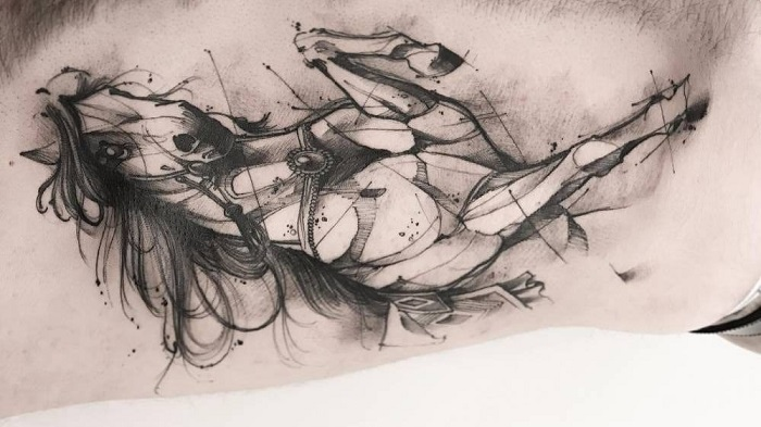 Horse Tattoo - Meaning, Symbolism, Designs and Ideas