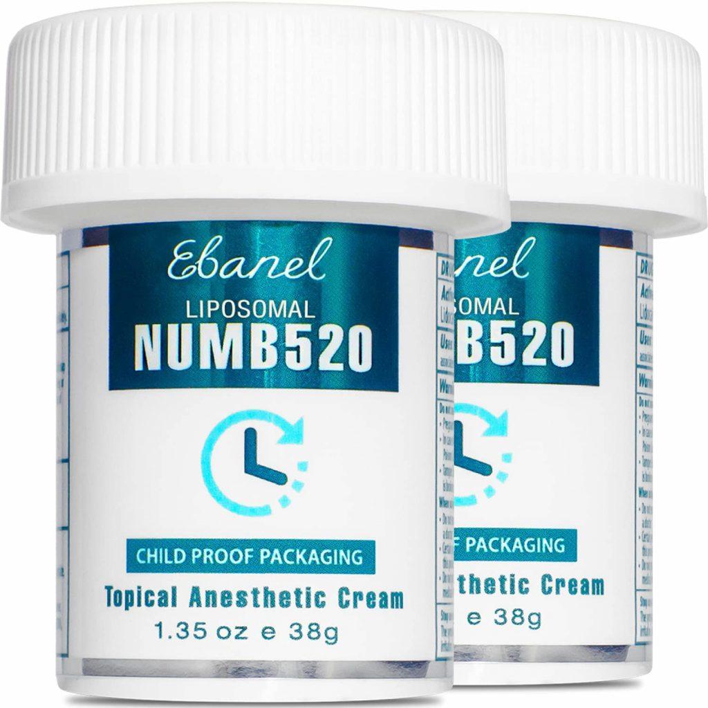 Ebanel best Tattoo Numbing Cream