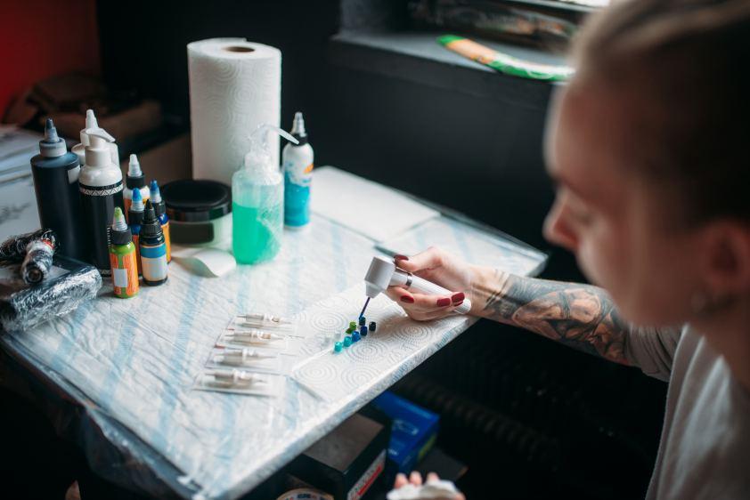eternal tattoo ink