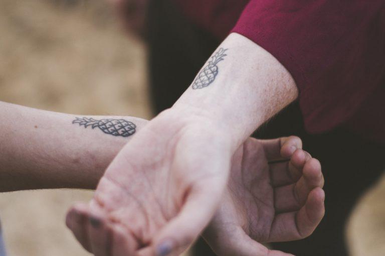 best friend tattoo ideas